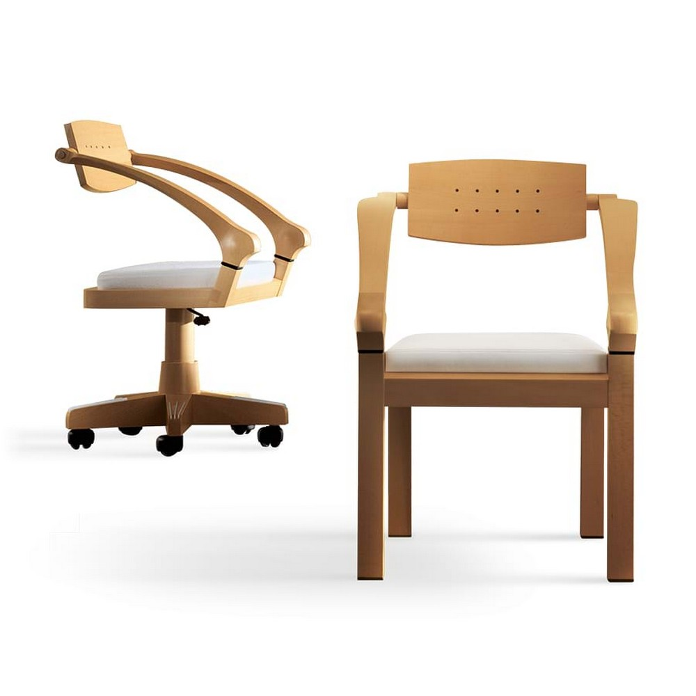 25 Contemporary Office Chairs for an Upgraded Aesthetic! 14