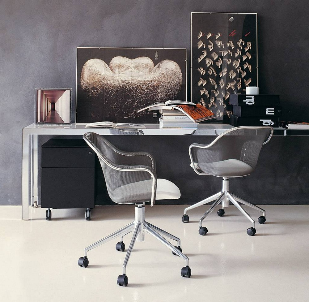 25 Contemporary Office Chairs for an Upgraded Aesthetic! 4