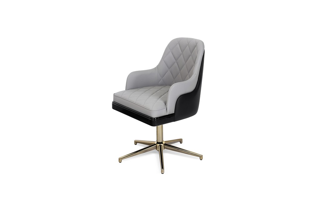 25 Contemporary Office Chairs for an Upgraded Aesthetic! 9