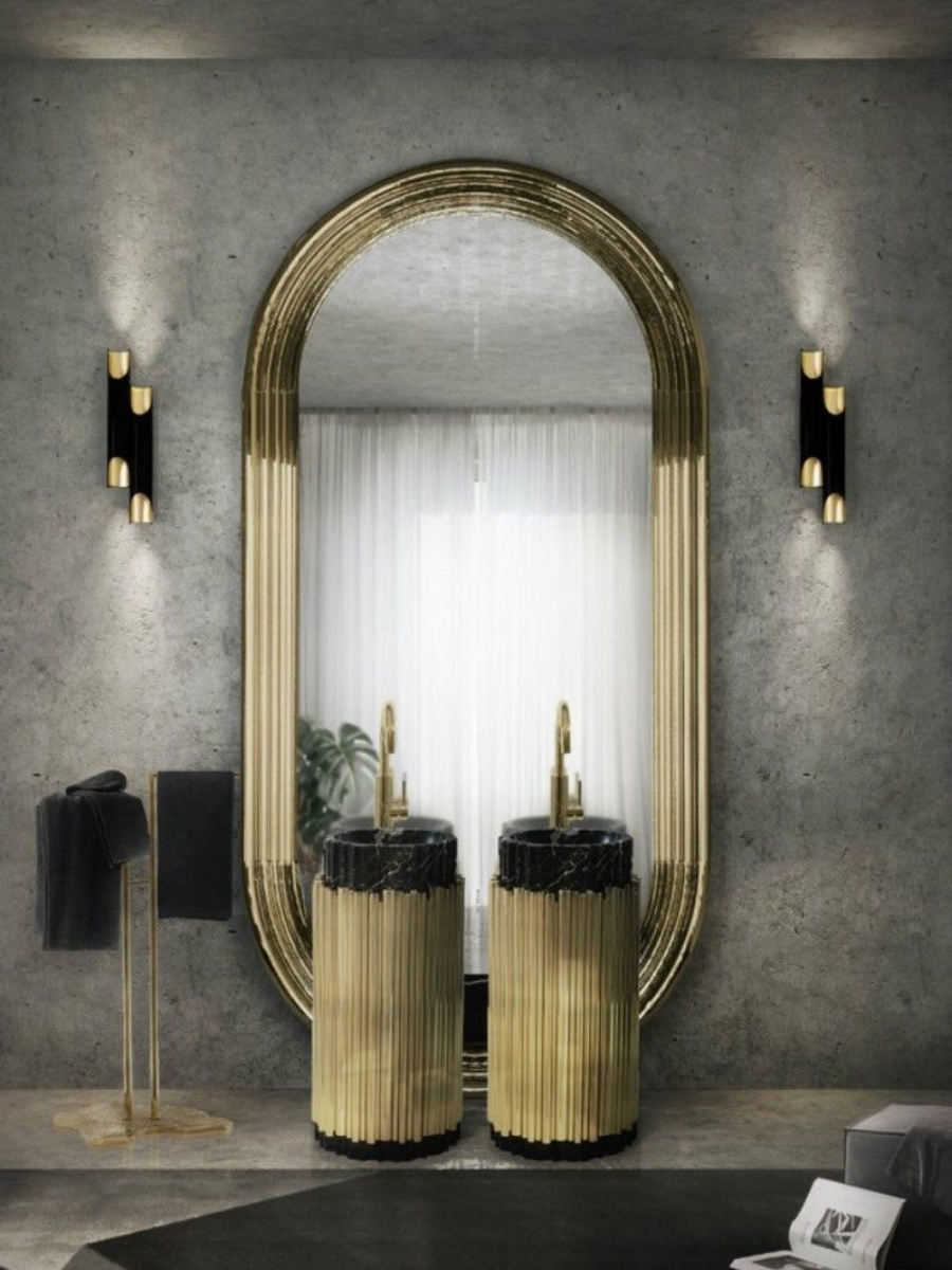 Freestandings that will leave your bathroom a super luxurious place freestandings Freestandings that will leave your bathroom a super luxurious place 7