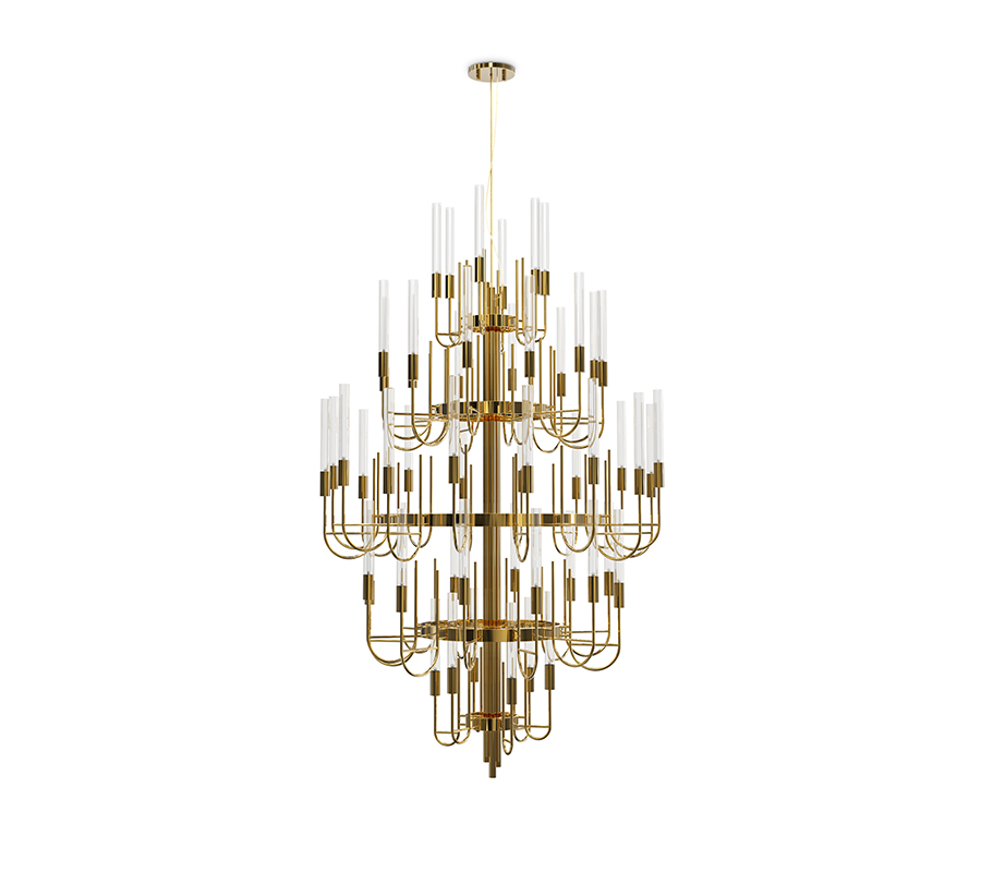 Luxury Chandeliers That Will Upgrade Your Designs