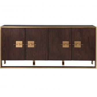 top 25 sideboards that calls for attention Top 25 Sideboards that calls for attention Liang   Eimil Ophir Sideboard Dark Brown GM SB 069 4 1800x 336x336