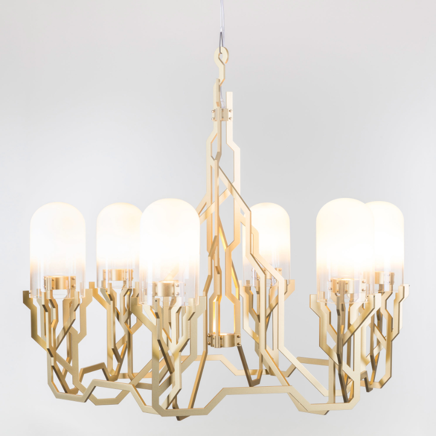 luxury chandeliers Luxury Chandeliers That Will Upgrade Your Designs PLANT CHANDELIER