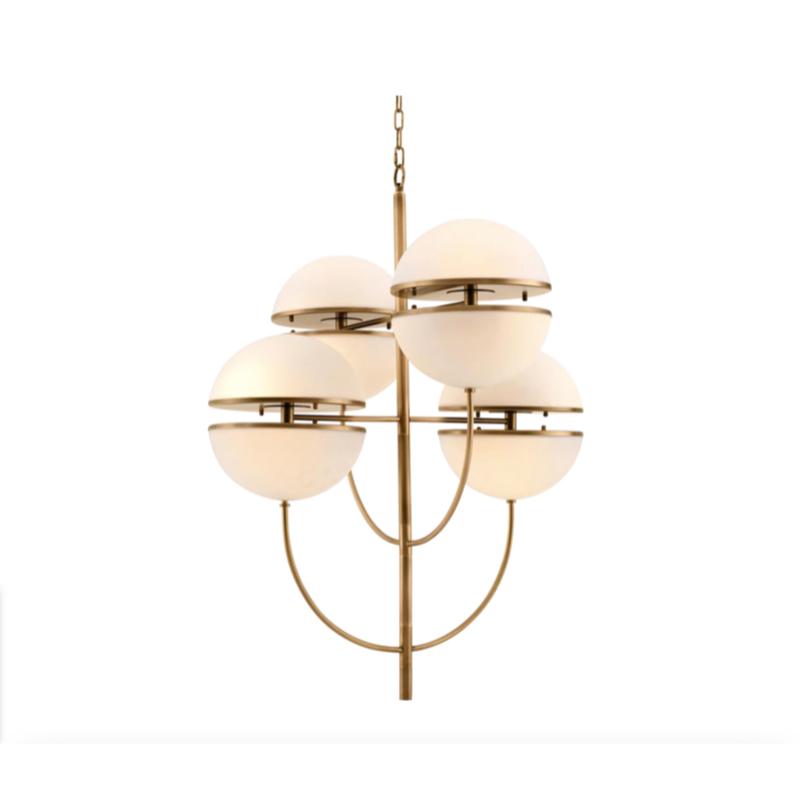 luxury chandeliers Luxury Chandeliers That Will Upgrade Your Designs SPIRIDON