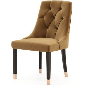 top 5 dining chairs for a luxurious and comfortable diner Top 25 Dining Chairs for a Luxurious and Comfortable Dinner SimoneChairViennaFabricTaupe 2 1800x 336x336