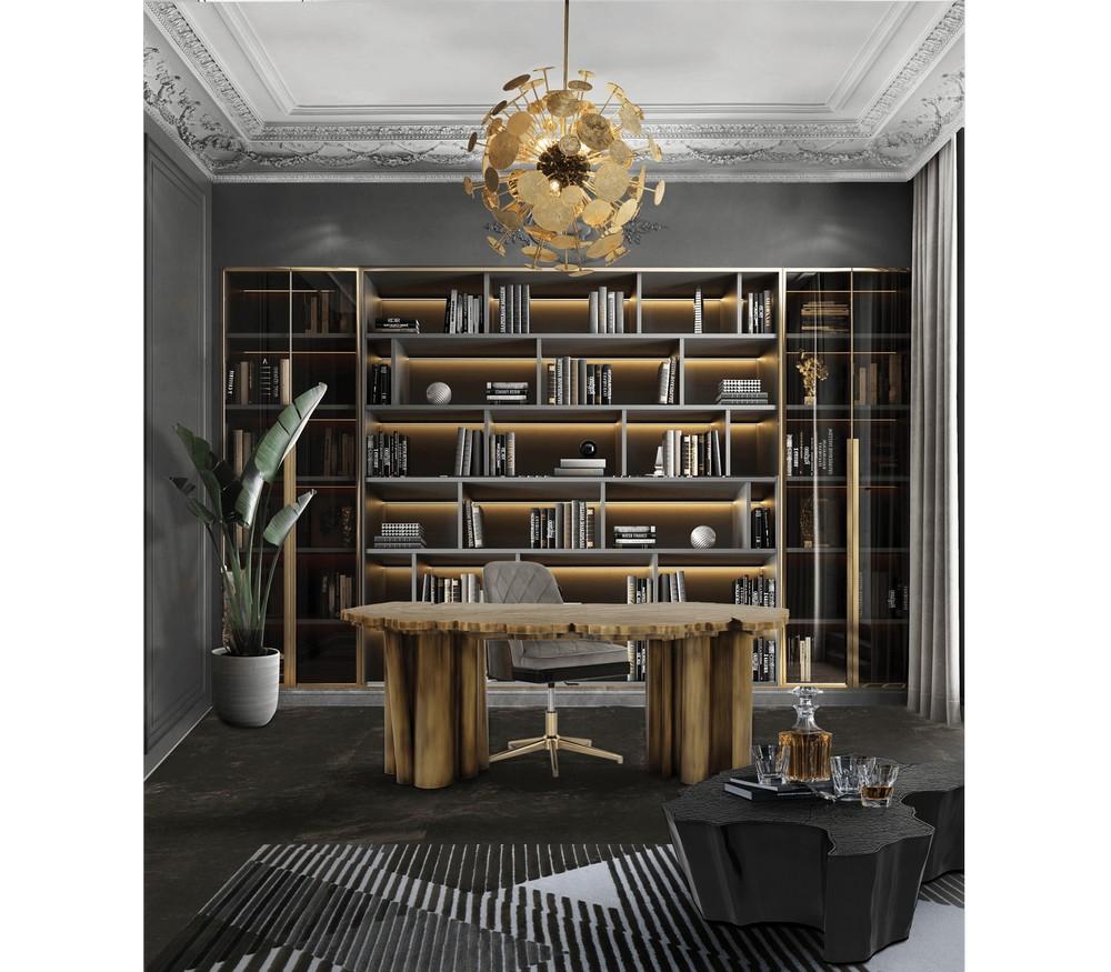 luxury desks Top 25 Luxury Desks to Modernize Your Home Office Decor Top 25 Luxury Desks to Modernize Your Home Office Decor 13