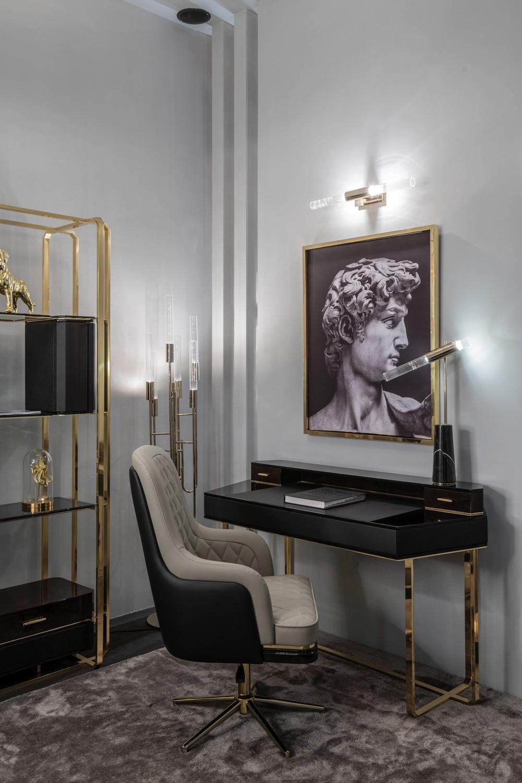 luxury desks Top 25 Luxury Desks to Modernize Your Home Office Decor Top 25 Luxury Desks to Modernize Your Home Office Decor 20