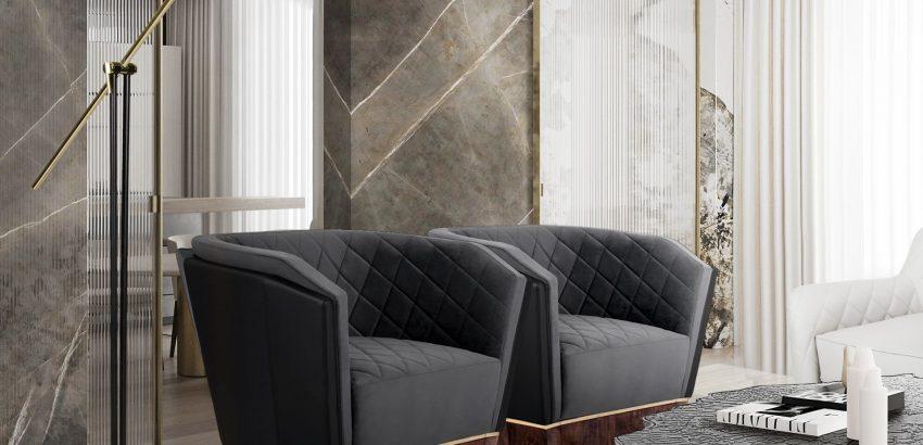 7 luxurious single sofas to embellish your living room 7 Luxurious Single Sofas to Embellish your Living Room anguis single sofa cover 01 850x410