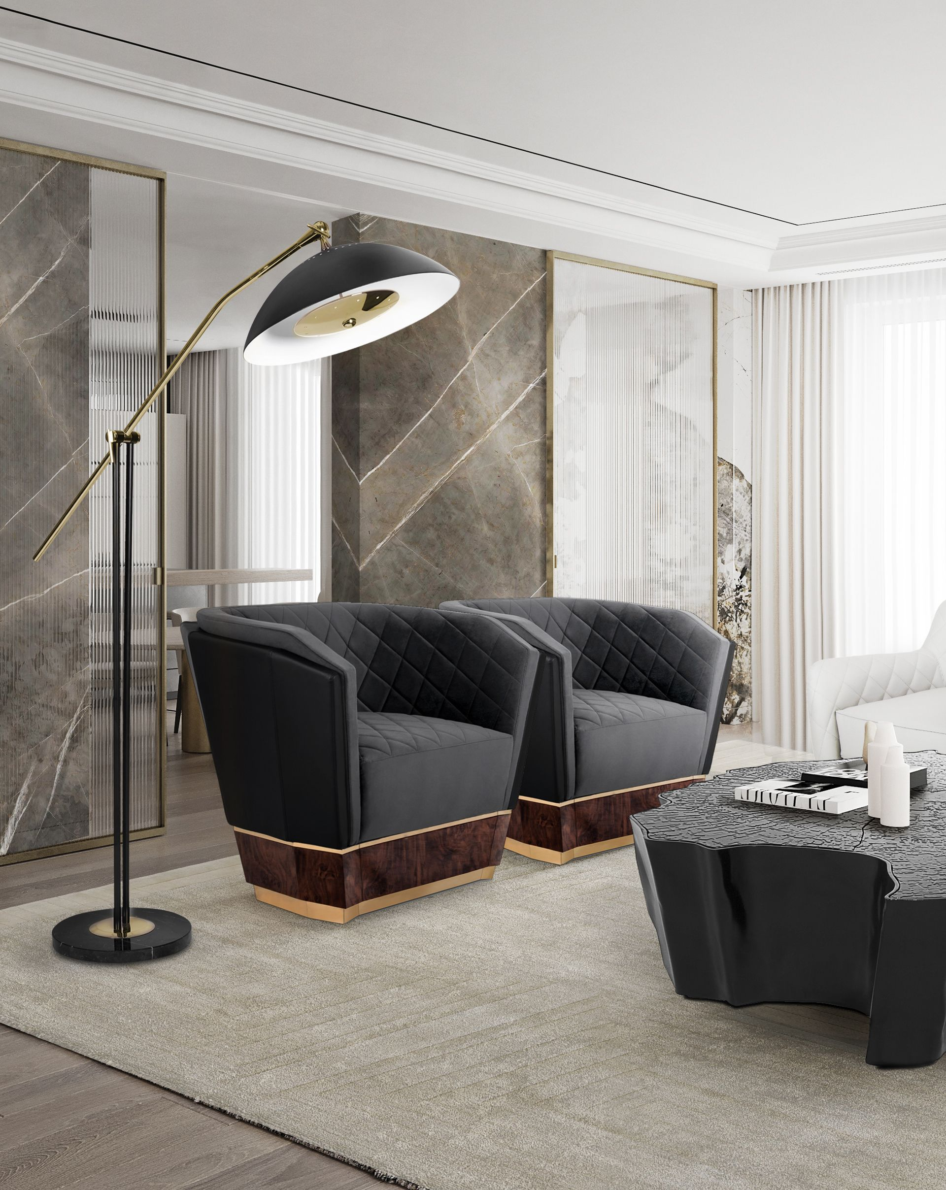 7 Luxurious Single Sofas to Embellish your Living Room