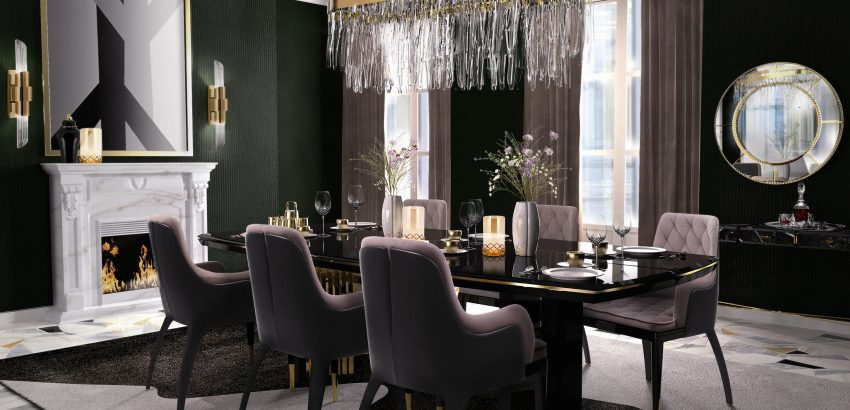 top 5 dining chairs for a luxurious and comfortable diner Top 25 Dining Chairs for a Luxurious and Comfortable Dinner charla dining chair cover 02 850x410