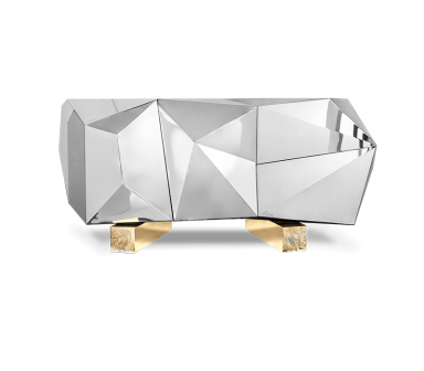 top 25 sideboards that calls for attention Top 25 Sideboards that calls for attention diamond pyrite sideboard 01 boca do lobo 384x336