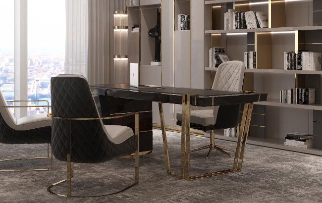 luxury desks Top 25 Luxury Desks to Modernize Your Home Office Decor featured 20
