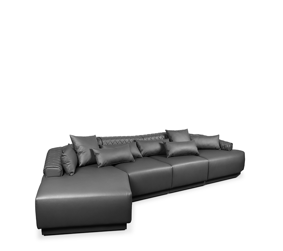 Modern Luxury Sofas modern luxury sofas Modern Luxury Sofas with High-end Design img 4