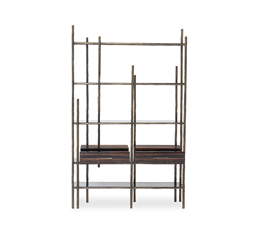 best 25 bookcases for a luxurious home office Best 25 Bookcases for a Luxurious Home Office mamboo cabinet 5 540x505 1