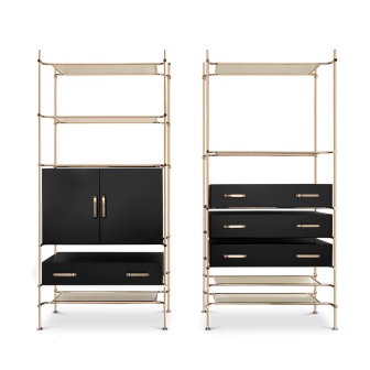 best 25 bookcases for a luxurious home office Best 25 Bookcases for a Luxurious Home Office mulligan bookcase 1 336x336