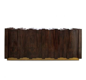 top 25 sideboards that calls for attention Top 25 Sideboards that calls for attention nazca walnut sideboard mid century modern design by brabbu 1 359x336