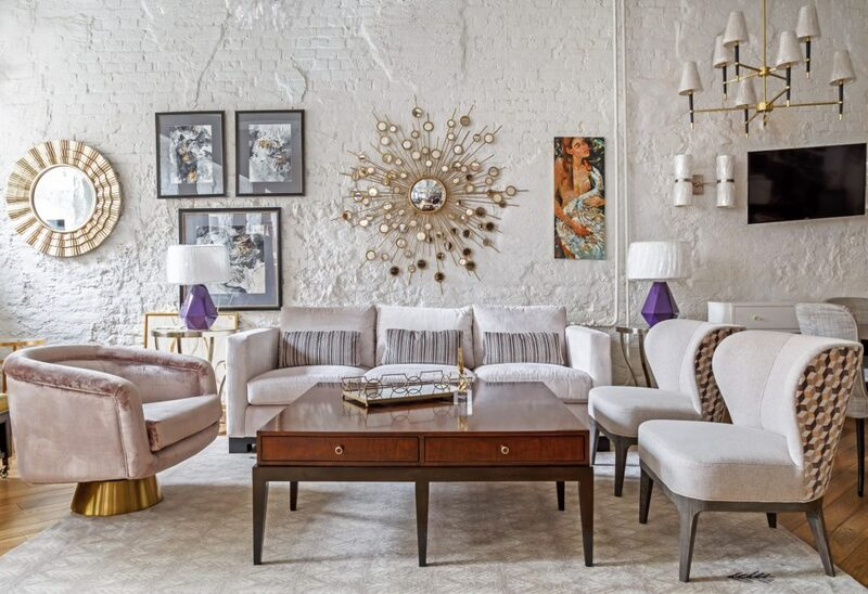 Best Interior Furniture Shops and Showrooms in Moscow