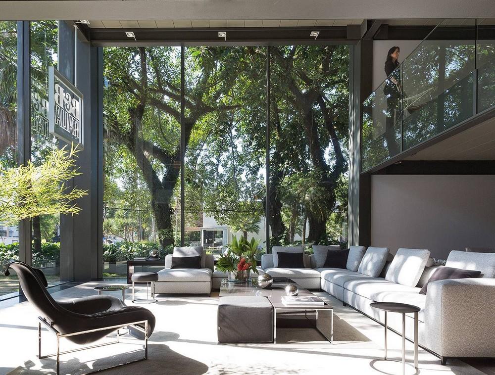 best interior design showrooms in são paulo Best Interior Design Showrooms in São Paulo bb italia maxalto sao paulo