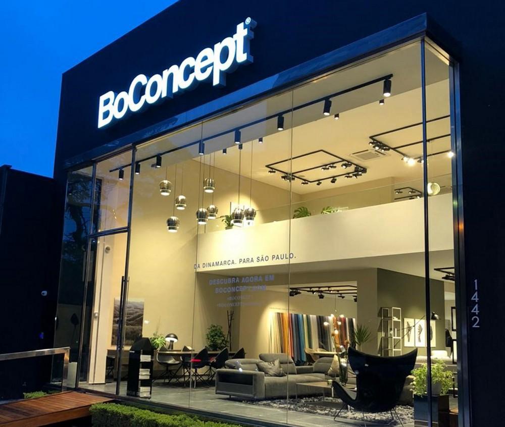 best interior design showrooms in são paulo Best Interior Design Showrooms in São Paulo boconceptJardins Facade