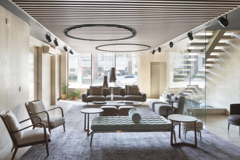 best interior design showrooms in são paulo Best Interior Design Showrooms in São Paulo casual conceito moveis