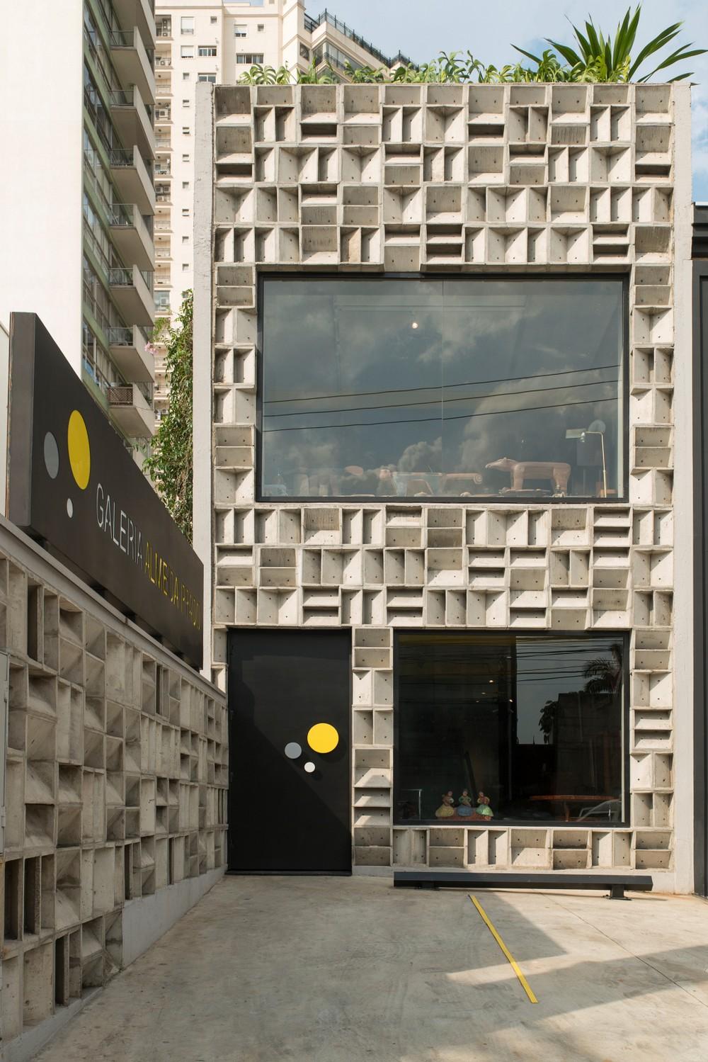 best interior design showrooms in são paulo Best Interior Design Showrooms in São Paulo galeria almeida prado