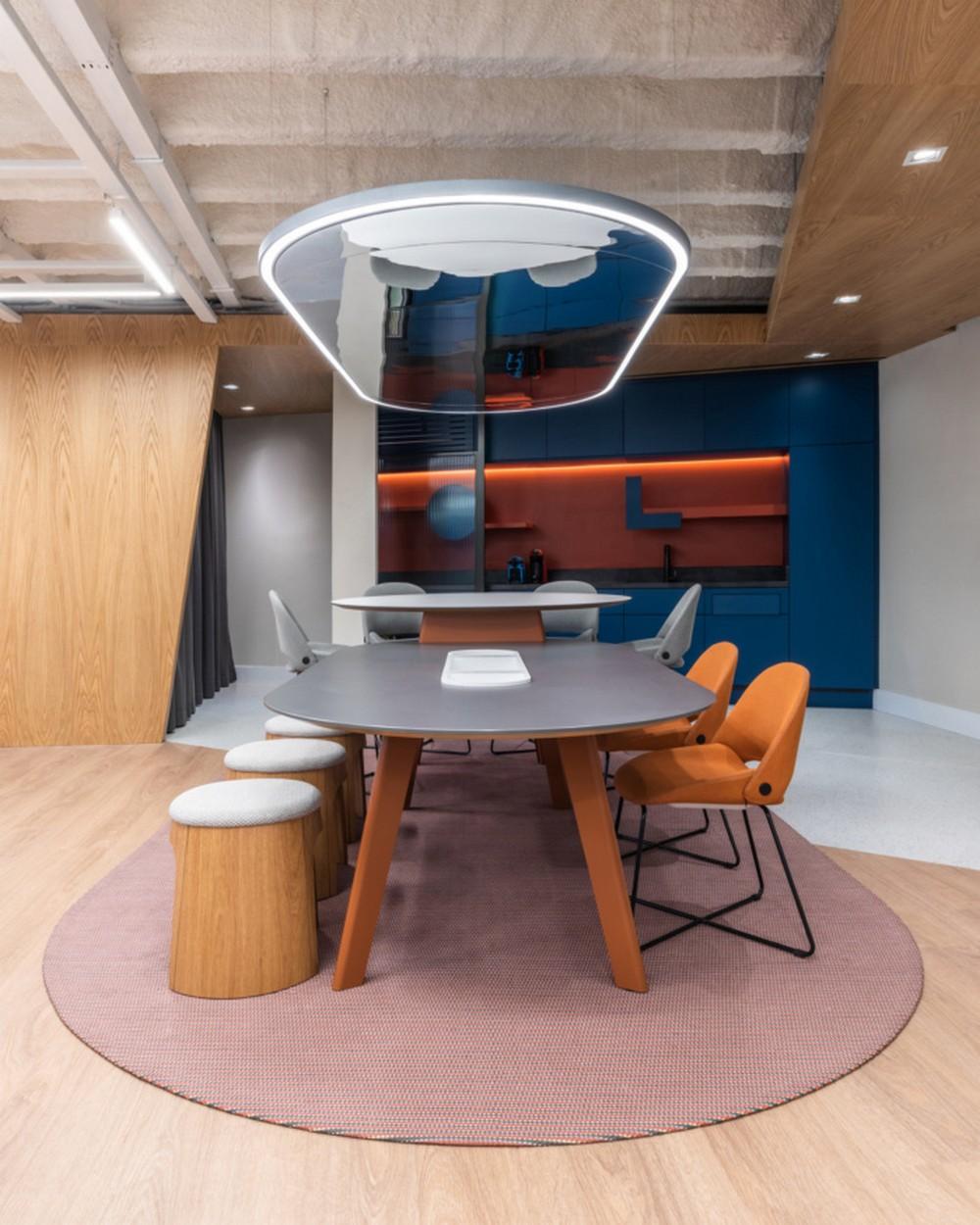 best interior design showrooms in são paulo Best Interior Design Showrooms in São Paulo ricco offices sao paulo 10 700x875 1
