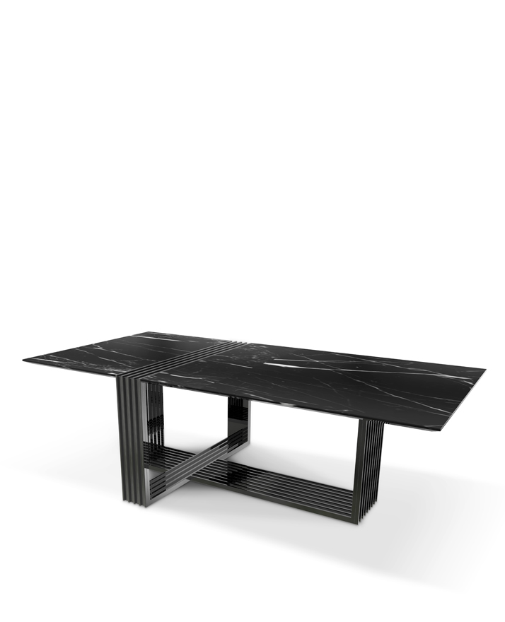 Furniture Design Families - The Vertigo by Luxxu furniture design families - the vertigo by luxxu Furniture Design Families – The Vertigo by Luxxu vertigo black dinning table 01