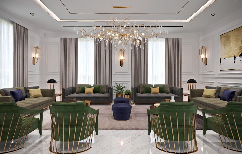best interior design projects in dubai Best Interior Design Projects in Dubai 4space
