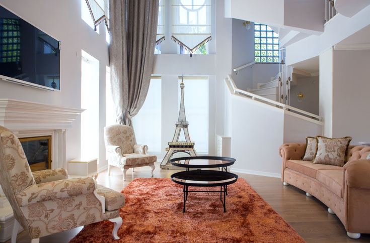 LUXURIOUS DESIGN PROJECTS IN ISTAMBUL