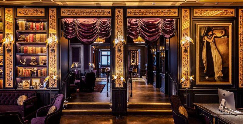 the best luxury showrooms in paris The Best Luxury Showrooms In Paris Jacques Garcia 800x410