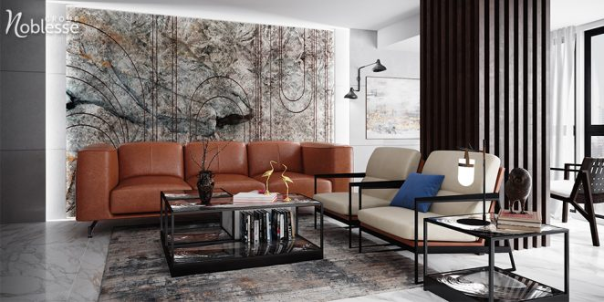 the most desired interior designers in bucharest The Most Desired Interior Designers In Bucharest Proiect business lounge hotel design interior Noblesse in stil casual luxury 662x331