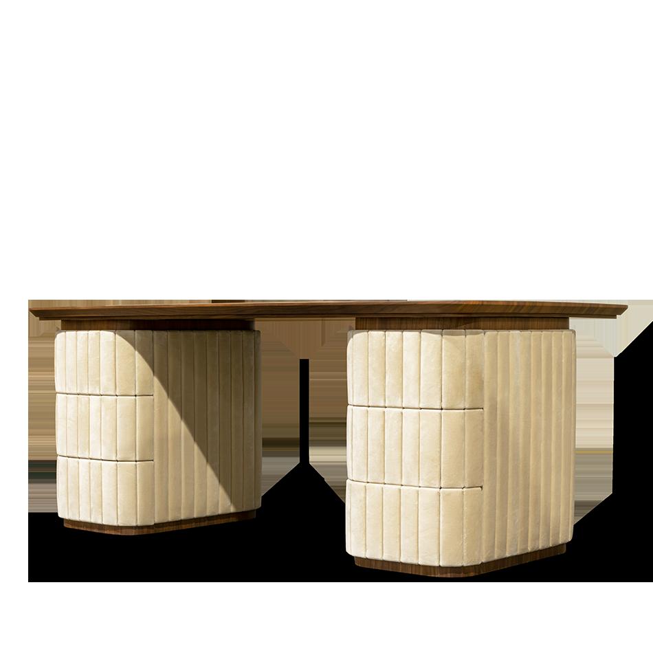 luxury desks Top 25 Luxury Desks to Modernize Your Home Office Decor edith desk 3