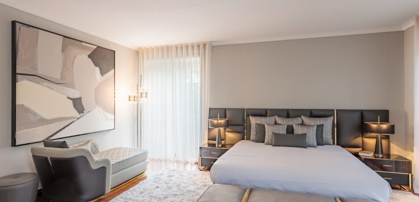 the chamber of dreams The Chamber of Dreams: A Classic Yet Modern Design by LUXXU QuartoCasaDouro room6 850x410