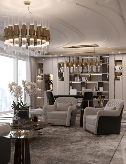 decorate your home office or reading corner with luxury Decorate Your Home Office Or Reading Corner With Luxury LX 9 1 410x532