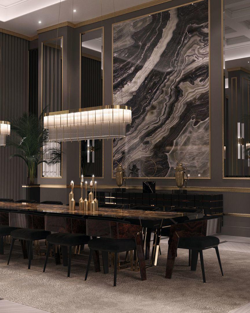 Luxxu´s Dazzling Interior Design Inspiration