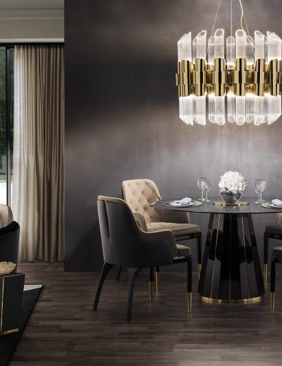 dining room design Dining room design to suit your personality darian dining table cover 02 410x532