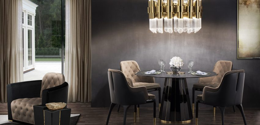 dining room design Dining room design to suit your personality darian dining table cover 02 850x410