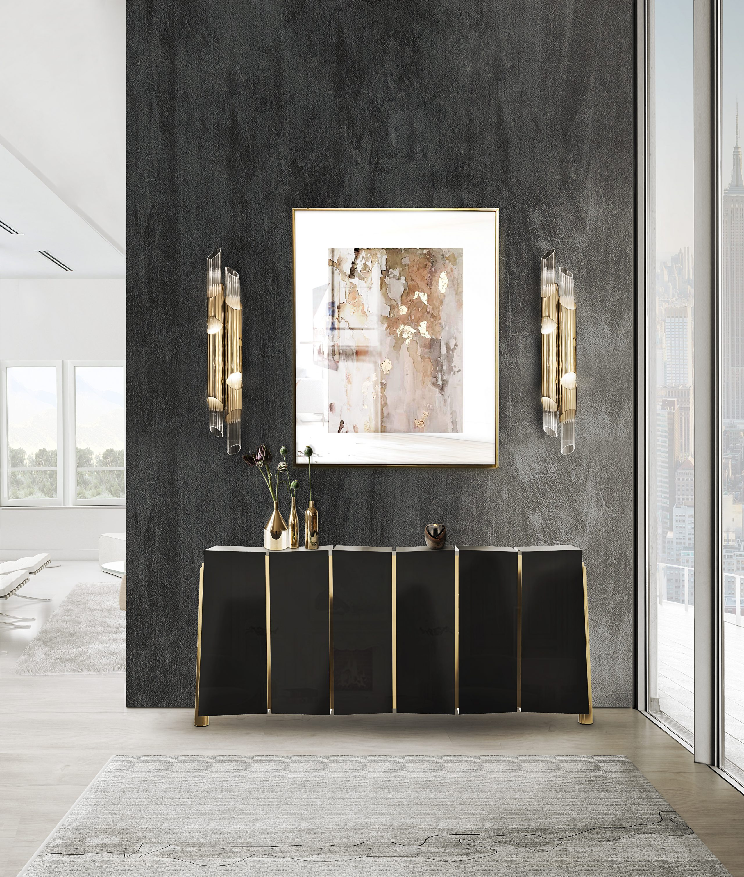 Have A Look At Luxxu´s Awe-Inspiring Entryways