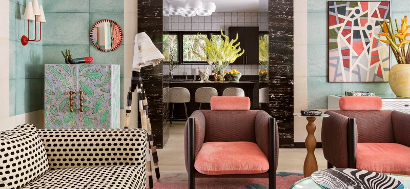 admire Admire The Maximalist Style Of The Talented Kelly Wearstler harper