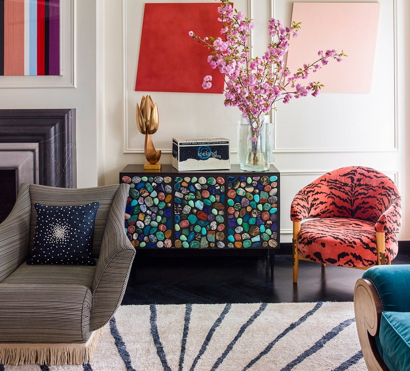 admire Admire The Maximalist Style Of The Talented Kelly Wearstler madison