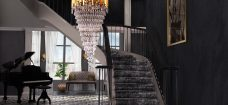 exquisite entryways Exquisite Entryways That You Will Love trump chandelier cover 04 1 228x105
