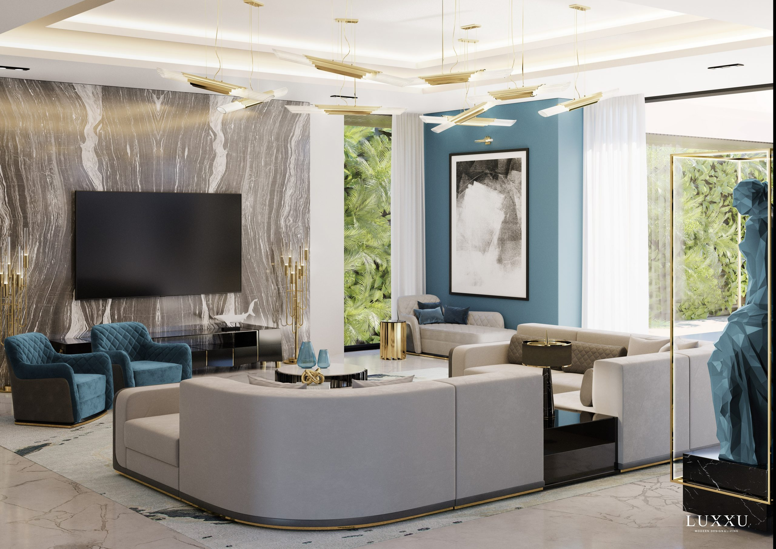 Be Acquainted With Luxury - An Exhibition Of Luxxu's New Masterpieces