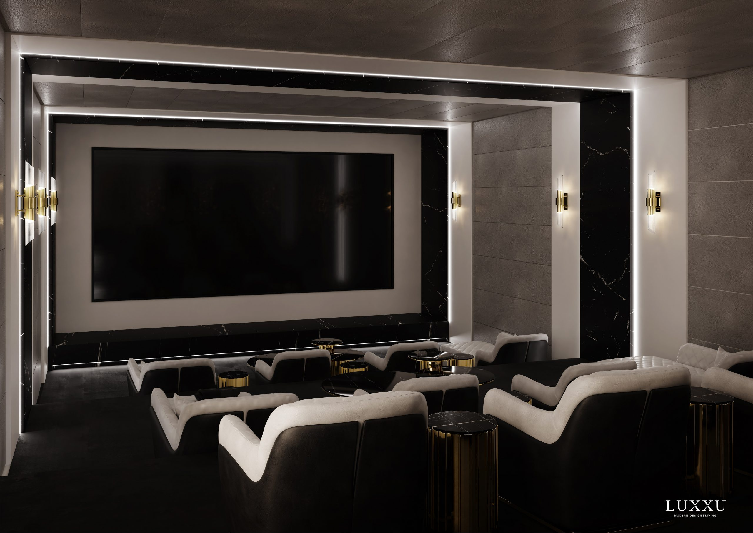 Entertainment Room Design - A Game Of Luxury And Sophistication entertainment room design Entertainment Room Design – A Game Of Luxury And Sophistication 00026