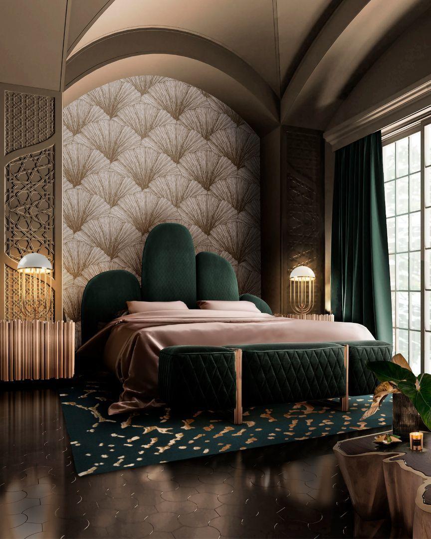 bedroom design inspiration- The Best bedroom style