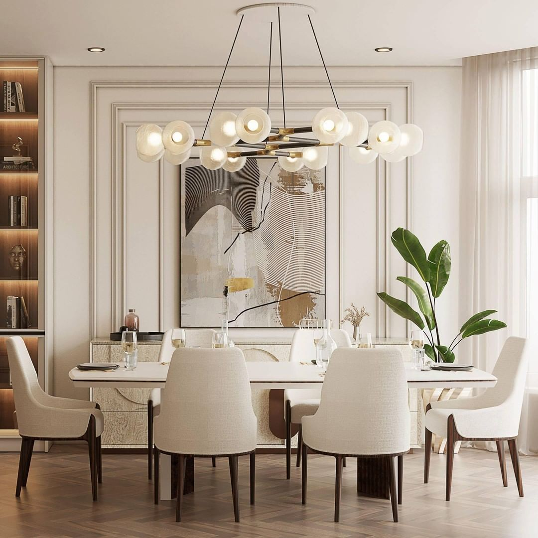 kitchen and dining room Kitchen And Dining Room Ideas That Will Astonish You covet house modern dining room