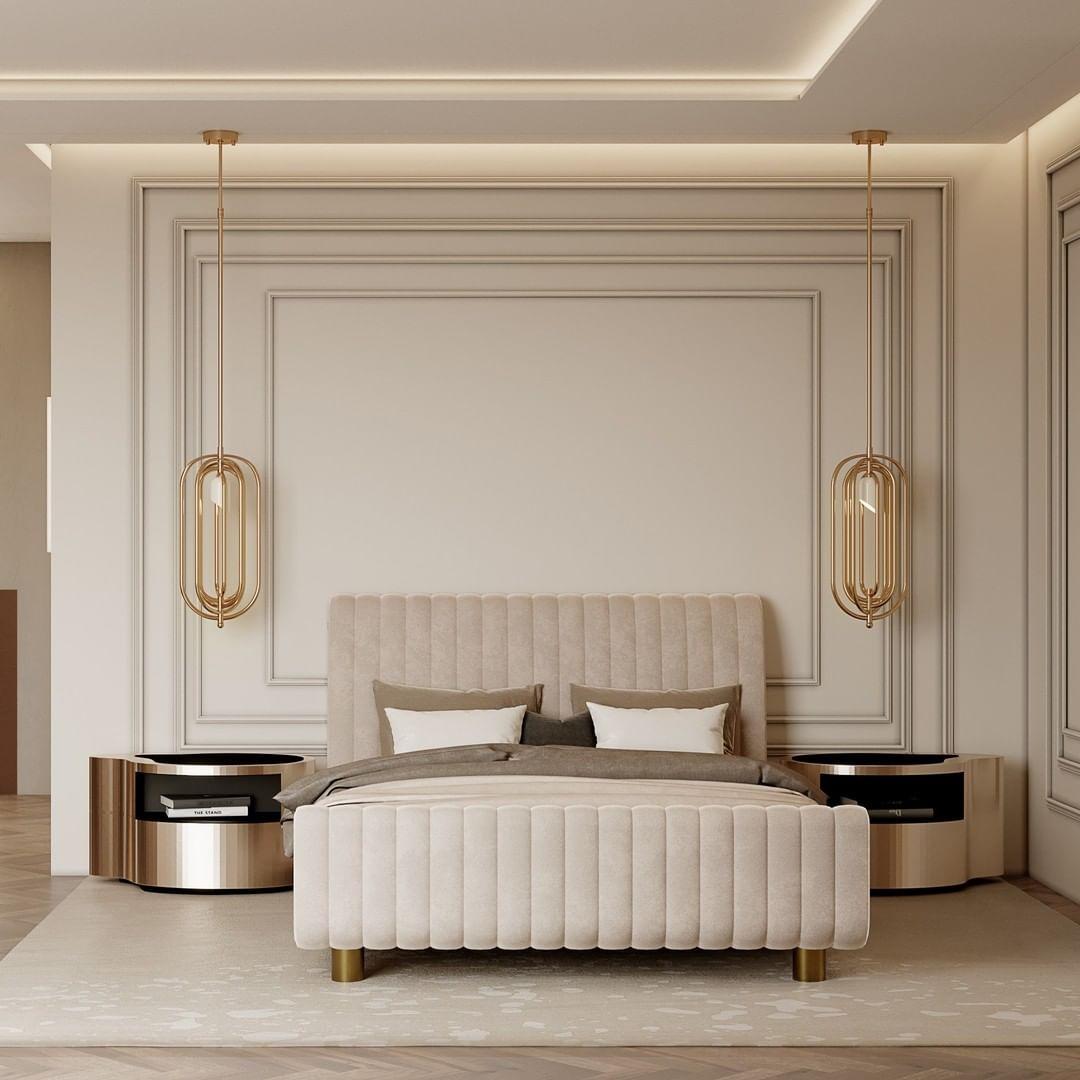 bedroom design inspiration- idea home decor