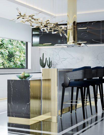 modern kitchen design Modern Kitchen Design – Have A Taste Of Luxury With Luxxu 0001 1 410x532