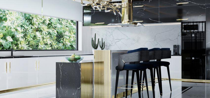 modern kitchen design Modern Kitchen Design – Have A Taste Of Luxury With Luxxu 0001 1 850x400