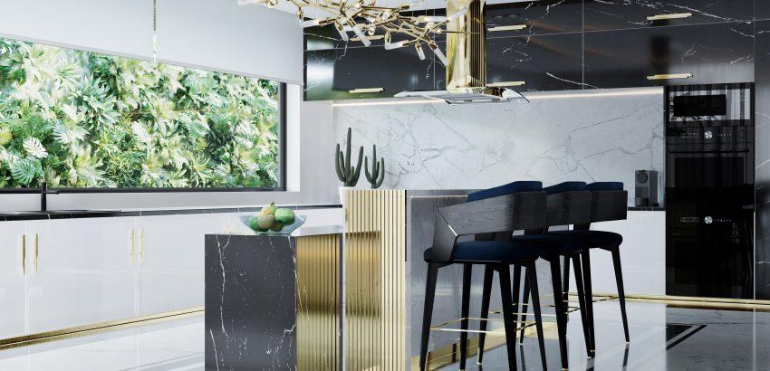modern kitchen design Modern Kitchen Design – Have A Taste Of Luxury With Luxxu 0001 1 850x410