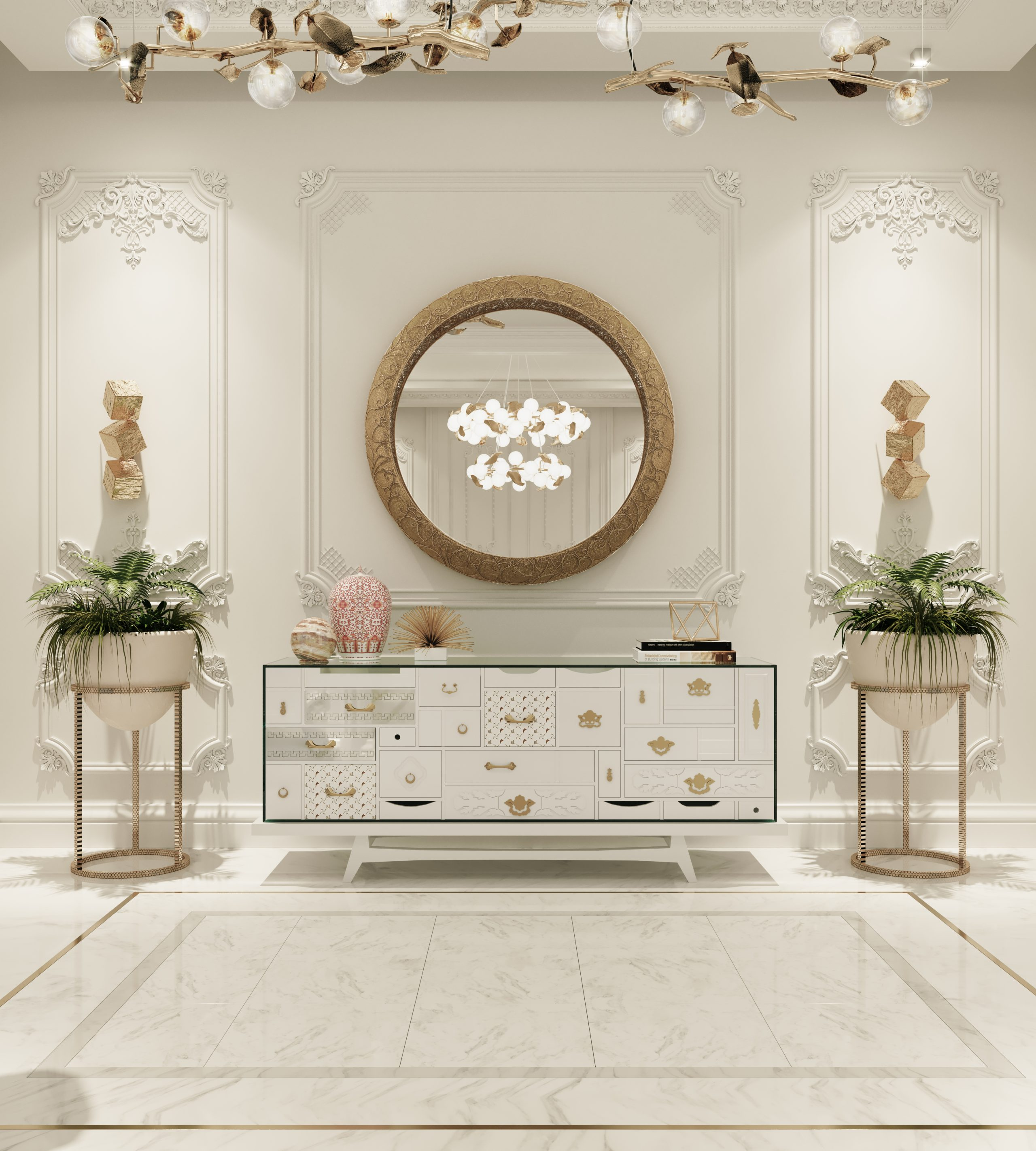 Blossom Your Interior Décor With These Exquisite Inspirations